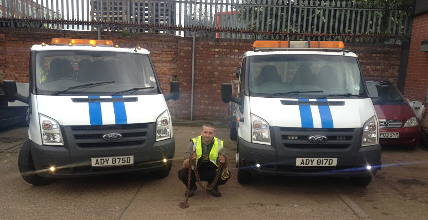 24/7 car recovery birmingham and vehicle breakdown recovery